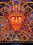 Cosmic Christ detail