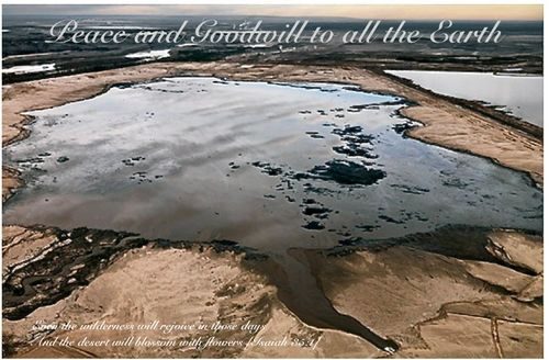 Tar Sands Christmas Card 3